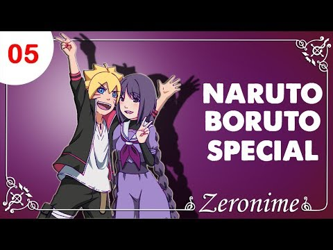 【Anime Crack Indonesia】#5 - NARUTO BORUTO SPECIAL
