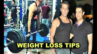 ABCD 3 -  Salman Khan Taking Weight Loss  Tips From Aamir Khan