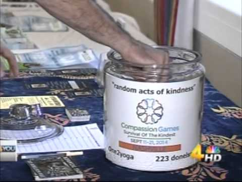 WSMV News Channel 4 Nashville Compassion Games, 9/11 2014