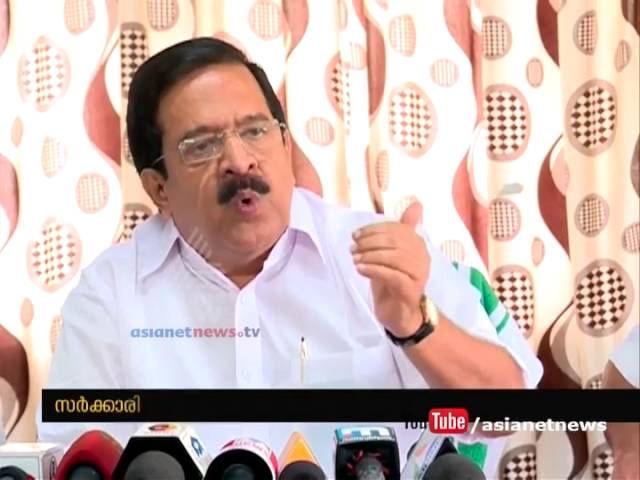 Ramesh Chennithala welcomes govt's decision to publish cabinet decision on website