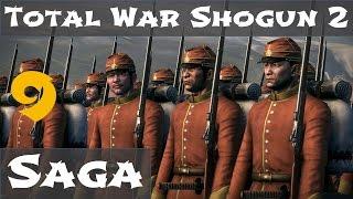 Total War Shogun 2 Fall of the Samurai Saga Campaign 9