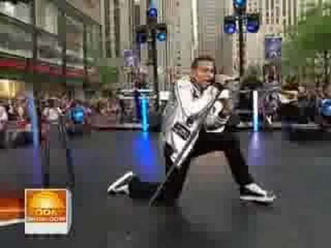 Chris Brown - With You Live On Today Show