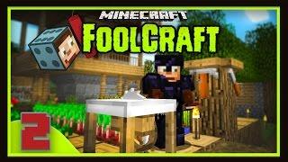Modded Minecraft - FoolCraft Part 2: A Builder's Best Friend