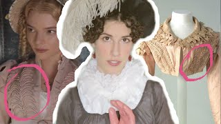 "Are ""Emma."" (2020) Costumes Historically Accurate? aka What Makes Good Period Drama Costumes"