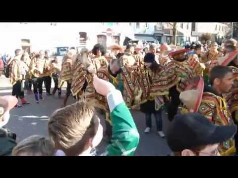 Carnavalsoptocht Ubach over Worms 2014