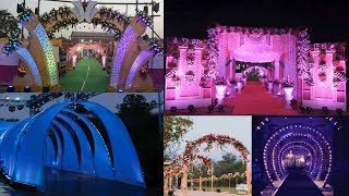 Marriage Entry Gate Design | Wedding Theme Design Photos | Best Theme Design