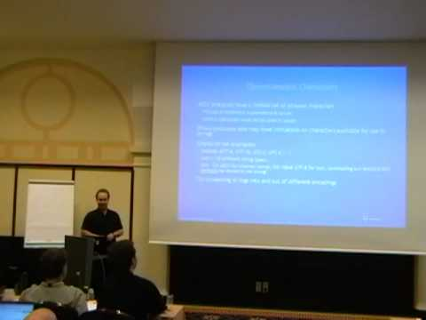 DeepSec 2007: Destructive Data - Designing Inputs That Make Software Fail