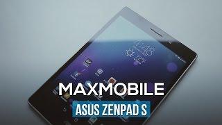 Đánh giá chi tiết Asus Zenpad S Z580CA