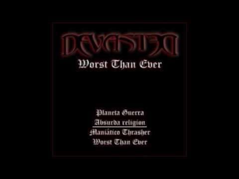 Devasted - Worst than ever (Full Demo)