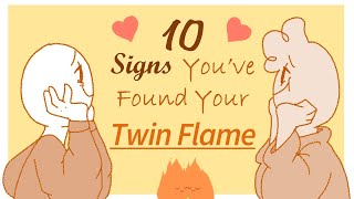 10 Signs You've Found Your Twin Flame