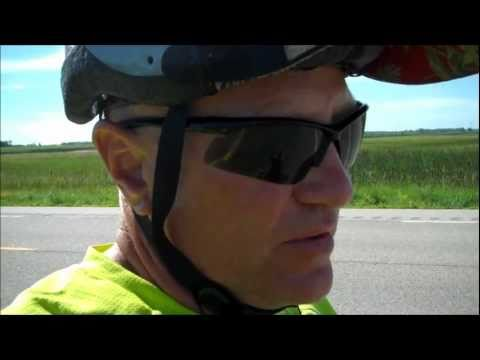 bicycling across America, Nebraska  part 2