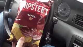 Обзор чипсов Флинт Chipster`s Бекон Чипсы Flint