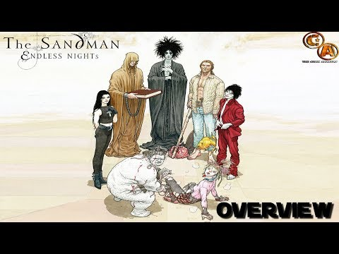 The Sandman: Endless Nights (TPB) Overview | New York Times Best Seller