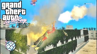 Grand Theft Auto 4: Vice City RAGE - Point Break - Best Trainer Mod (Gameplay)