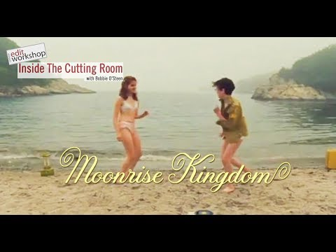 """Andrew Weisblum, ACE on the Process of Editing Scenes with Child Actors in """"Moonrise Kingdom."""""""