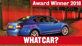 Skoda Octavia – why it's our 2018 Family Car of the Year | What Car? | Sponsored