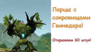 ArcheAge 2.9: Ларцы с сокровищами Гвинедара! 60 штук!
