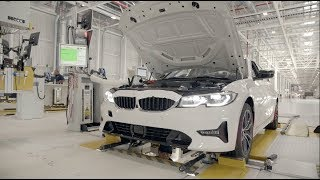 2020 BMW 3 Series PRODUCTION – German Car Factory in Mexico