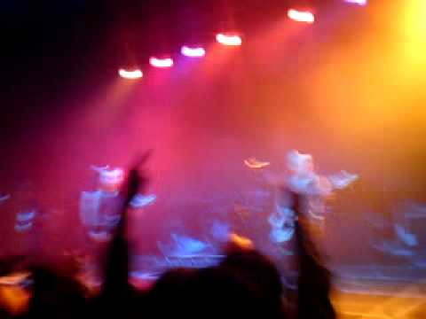 Trivium - Shattering The Skies Above - 05/03/2010 (Cardiff Uni Students Union)