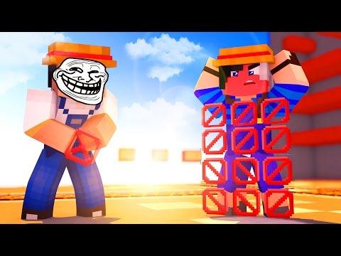 Minecraft: TROLLEI O DC E DEU RUIM! ‹ C4IPIRAS ›