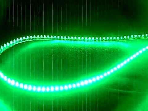 Светодиодная лента Advanta Extreme зелёная для тюнинга авто скачать