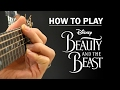 Beauty And The Beast (2017 Film) | How To Play on Guitar | Ariana Grande & John Legend Mp3