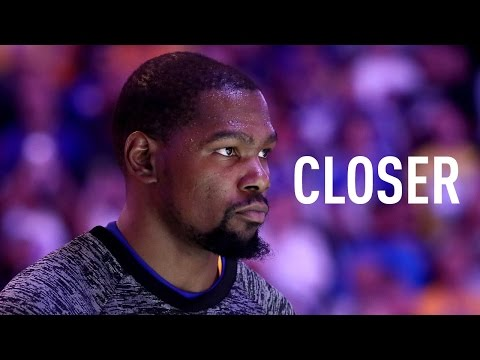 The Chainsmokers - Closer | Durant vs OKC | 2016-17 NBA Season