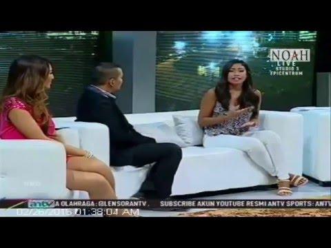 Selamat Malam Indonesia, MARIA Selena keliatan....