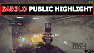 SAB3LO Public Highlight #24 - Battlefield 4
