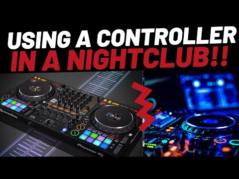 Using DJ Controller In Clubs