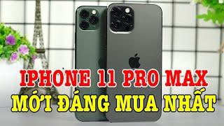 Tư vấn điện thoại iPhone 11 Pro Max thời điểm này đáng mua nhất?