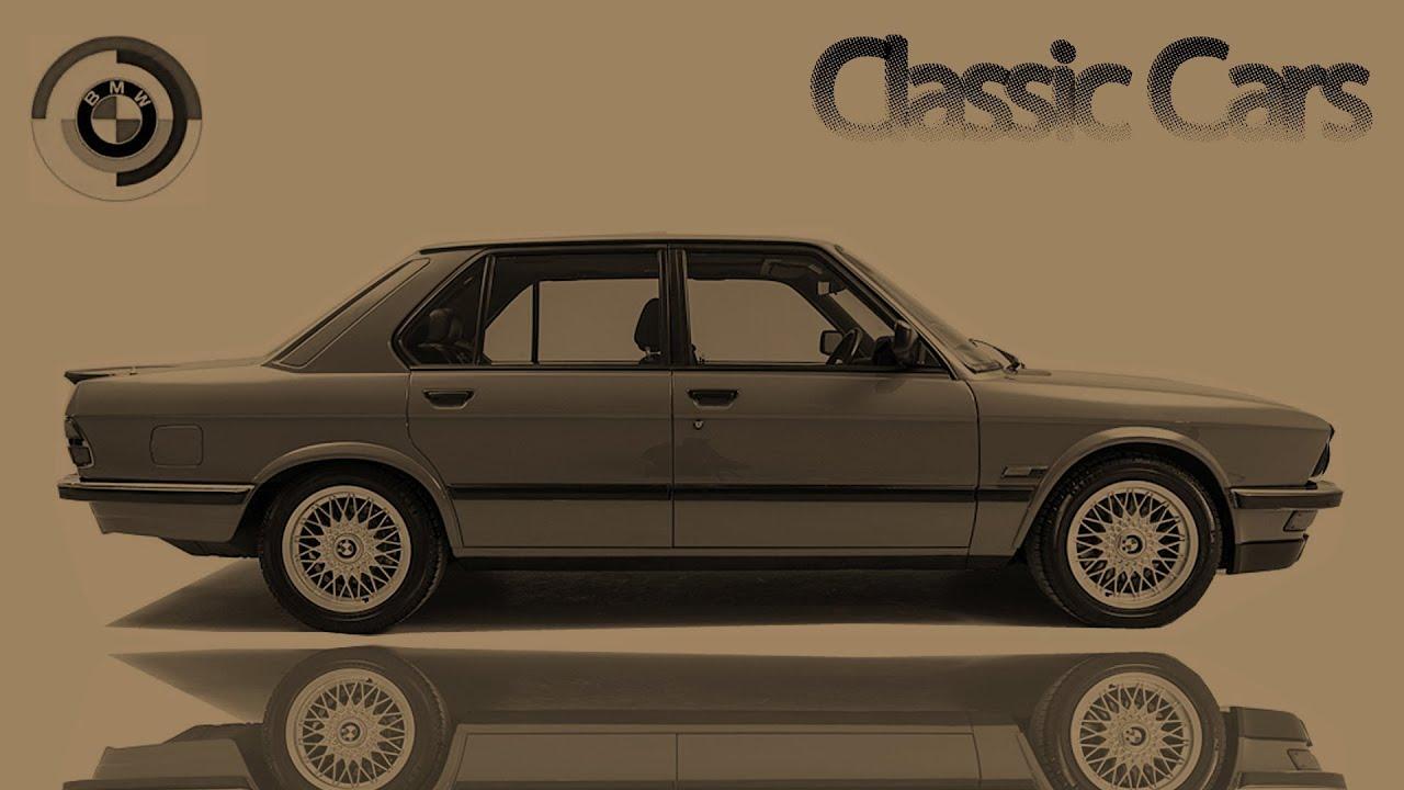 ᶰ⁄ᵃ ᴴᴰ ᴿᵉᵗ 1984 ⨁ ᏴᎷᏔ M5 » E28   classic sedans - YouTube