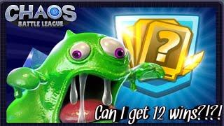 Chaos Battle League - 3 Star Legendary Tournament