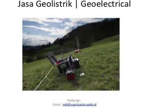 Jasa Geolistrik | Geo Electric Kabupaten Poso Sulawesi Tengah