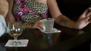 Skinny Margarita Upgrade! Azuñia Tequila -toraño Cigars Shine At Cigar Bar