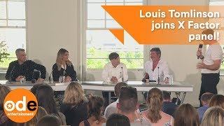 Video The X Factor: Louis Tomlinson joins judging panel! download MP3, 3GP, MP4, WEBM, AVI, FLV Juli 2018