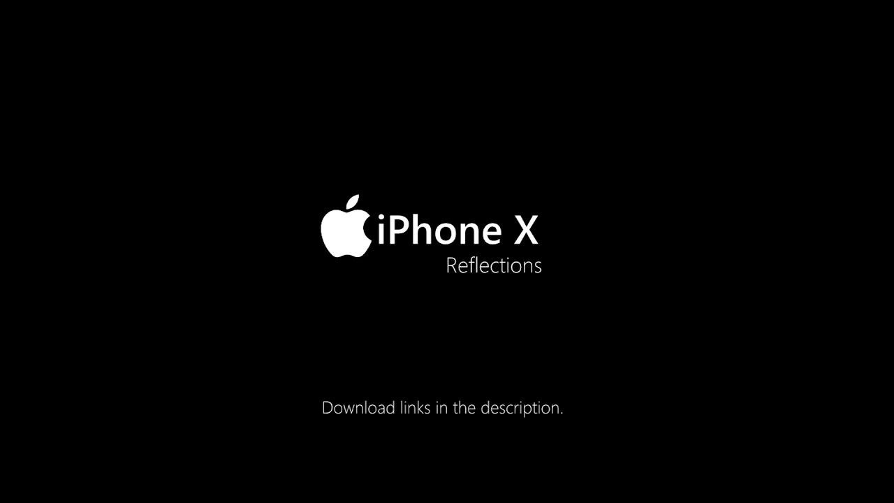 Iphone X Reflection Ringtone Youtube