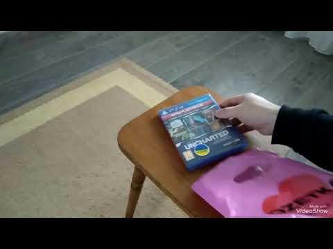 Игра Uncharted: Натан Дрейк. Коллекция - Хиты PlayStation для PS4 (Blu-ray диск, Russian version)