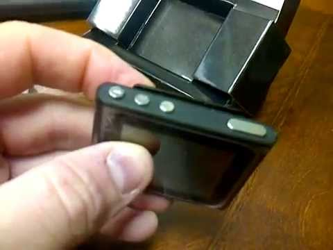 Review MP3 Player that looks like Apple iPod Nano 6th Gen for Under $15!