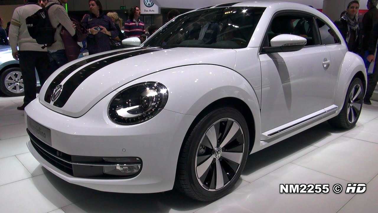 2012 Volkswagen Beetle 2.0T Turbo in Depth Tour - YouTube