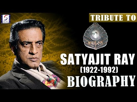 Biography l A Tribute To Satyajit Ray l Famous Indian Filmmaker