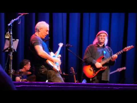 Low Down Payment - David Crosby  & Friends - Grove Theater - Anaheim CA - Apr 18 2017