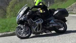 Touratech test tour with the new BMW R 1200 RT, Triumph Trophy, R 1200 GS ADV ...