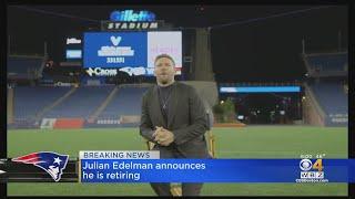 Julian Edelman Announces Retirement