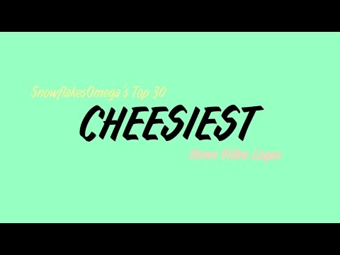 SnowflakesOmega's Top 50 Cheesiest/Ugliest Home Video Logos (not including Greece and South Korea)
