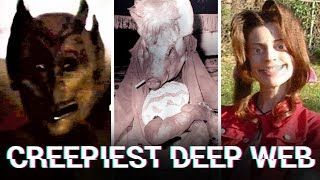11 Creepy  Mysterious Pictures Found on the Deep Web