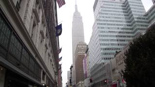 34th Street, Macy's, Empire State Building [New York 2015 Videos 33/??]