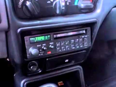 Ford Escort Radio 19811982