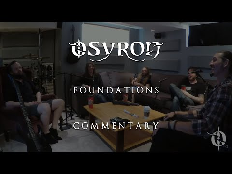 Osyron - Foundations (ALBUM COMMENTARY)