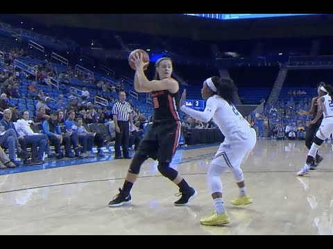 Oregon State Beavers - Beavers top UCLA 83-73 at Pauley improve to 13-2!!